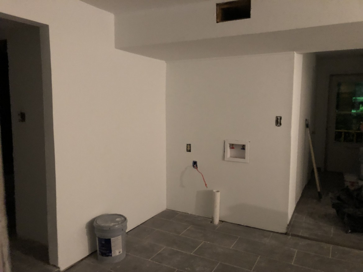Project #13 - Livingstone Lake City Texas - Interior House Painting & Remodeling