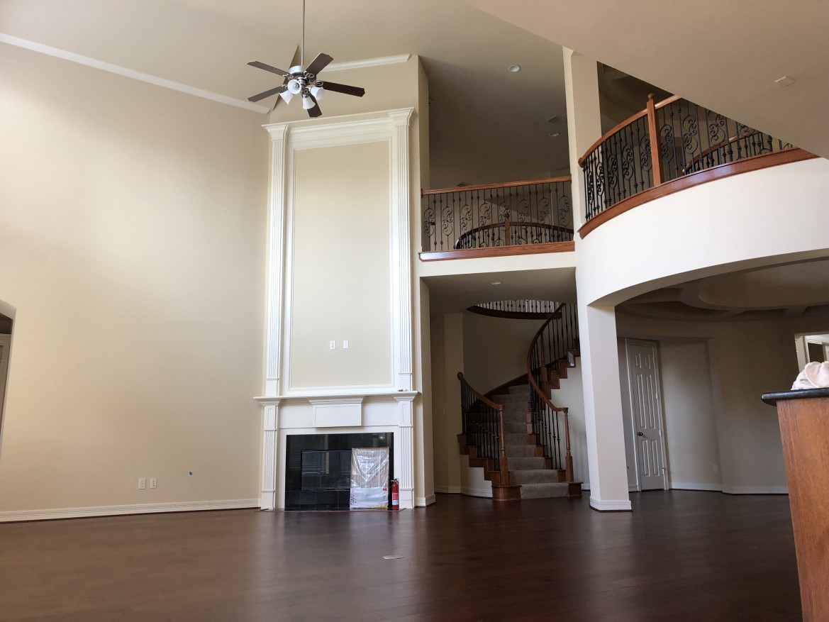 Project #14 - Cypress City Texas - Interior House Painting