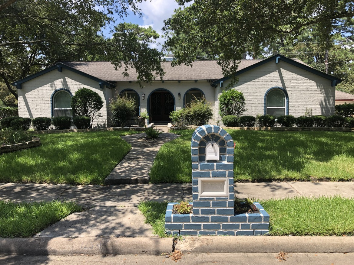 Project #19 - Cypress City Texas - Exterior House Painting