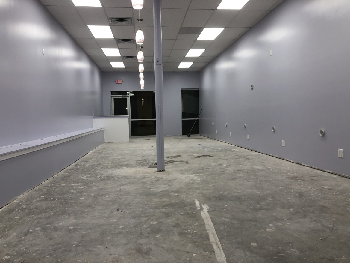 Project #24 - Kenedy City Texas - Interior Commercial Painting & Remodeling